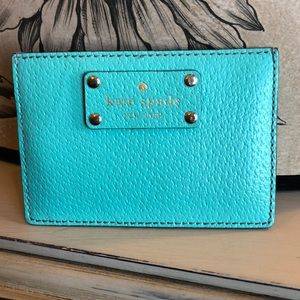 Kate Spade ♠️ Credit Card Holder